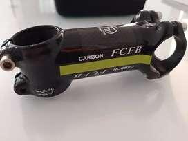 Extension bicicleta montaña carbono