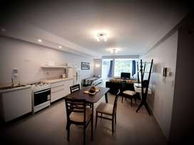 Alquiler temporario monoambiente 55 m2