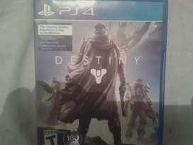 juego DESTINY PS4