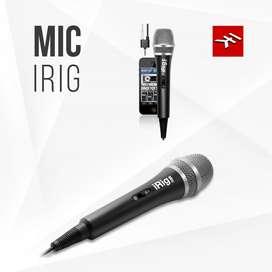 Microfono de condensador para dispositivos móviles