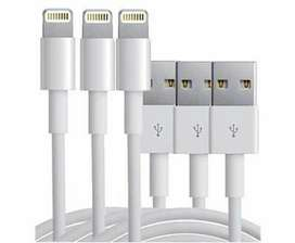Cable Ligtining para Apple 3x10