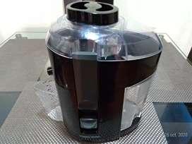 Extractor de jugo Black+Decker para frutas y verduras