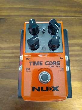 Pedal de efecto Nux Time Core Delay Deluxe