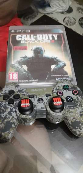 Control y juego play 3..original perfecto estado