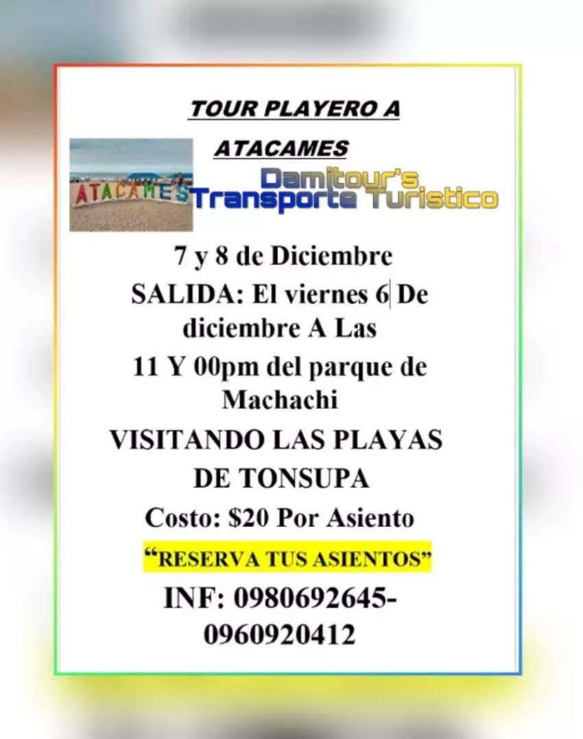 Tour playero 0
