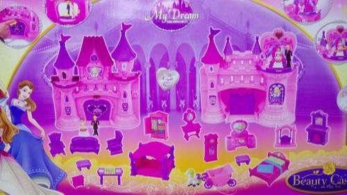 Hermoso Castillo Princesas My Dream Grande Env Inmediato