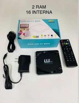 Convertidor a Smart TV de 32gb