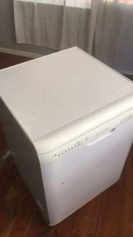Vendo lavavajillas ariston