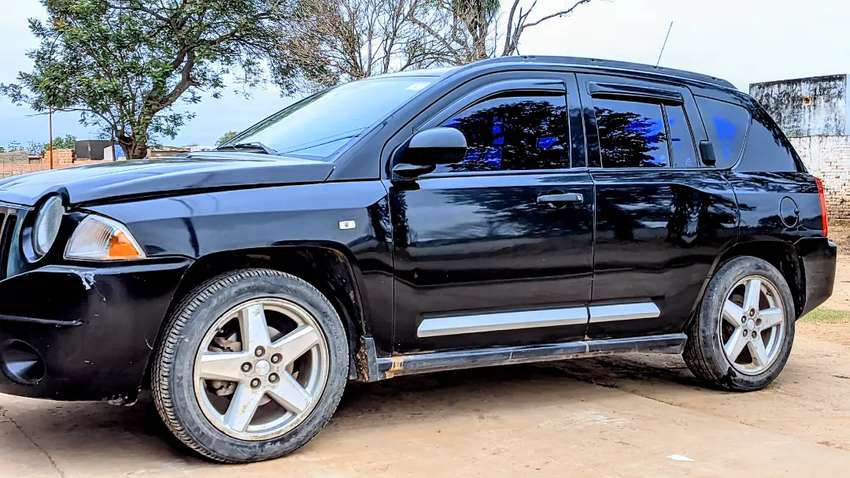 Jeep Compass limited 0
