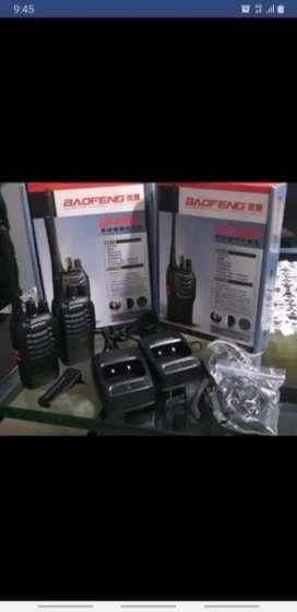Radios comunicadores boquitoqui