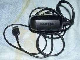 Vendo cargador antiguo de Samsung