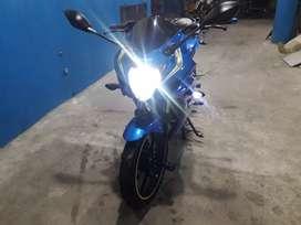 Vendo moto suzuki gixer