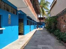 Inmueble aparente para hospedaje y/o alquiler de habitaciones, ubicado a pocas cuadras del centro de Pucallpa.