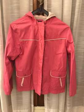 Campera rompe viento impermeable