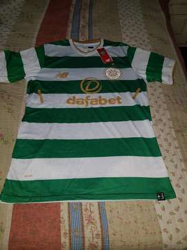 Camiseta Original Celtic New Balance Xl