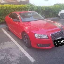 Audi a5 cupe tope de gama