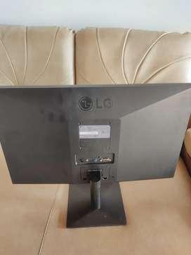 Monitor LG 22'