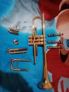 Trompeta yamaha YTR4335GII