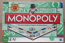 Monopolio juego de mesa en Inglés