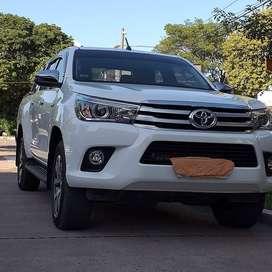 Vendo Toyota Hilux 2018 4x2