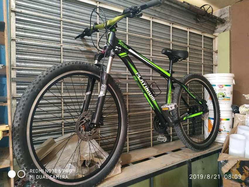 Bicicleta 27.5 Hidraulica Nueva vendo o cambio 0