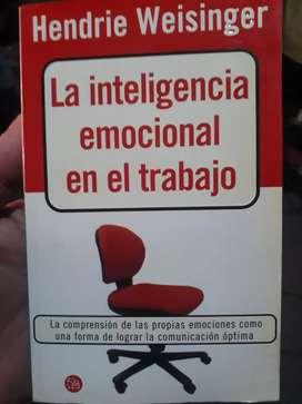 INTELIGENCIA EMOCIONAL EN EL TRABAJO (usado)