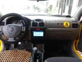 Taxi Kia Rio, TAX INDIVIDUAL, la estrella