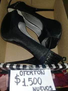 Zapatos de Dama de Fiesta