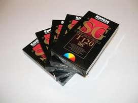 Para filmar cine Pro en VHS