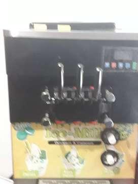 Vendo maquina de helados seminueva soft