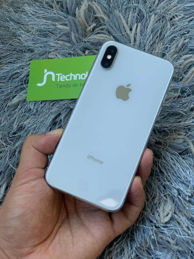 iPhone X 64Gb Muy Buen Estado 0