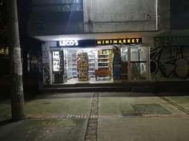 Venta de Minimarket para traslado o sucesión de contrato