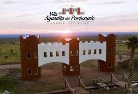 Terreno en Villa Aguadita del Portezuelo