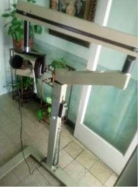 Maquina de rayos odontologia