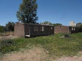 vendo lote 600 m/2  c/2 casas  en contruccion sobre ruta 60 lujan cuyo