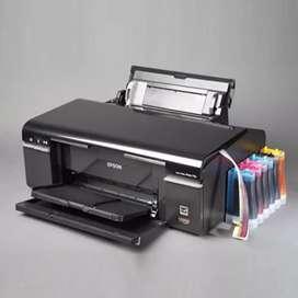 Impresora fotográfica Epson T50