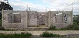 VENTA PROPIEDAD EN CONSTRUCCION