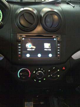 CHEVROLET AVEO CAPTIVA SPIN COBALT CRUZE ESTEREO CENTRAL MULTIMEDIA STEREO CON GPS ANDROID BLUETOOTH DOBLE DIN