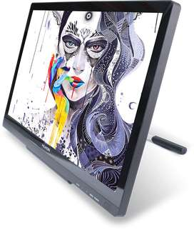 "Tableta digitalizadora Huion GT-220 V2 21.5"" la mejor del mercado"
