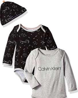 Pack Calvin Klein 0-3 meses