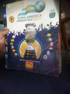 Album copa america 2011