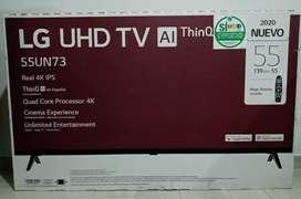 Tv 55 LG 4K Magic control 2020
