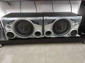 Equipo LG potencia y calidad de sonido