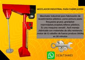 Mezclador industrial