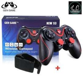 Gamepad inalambrico Para Celular, Smart Tv y PC