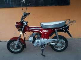 Motomel. max110 tipo dax 2019