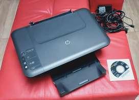 Vendo multifuncional, impresora/Scanner/Fotocopiadora Marca HP Deskjet 2050