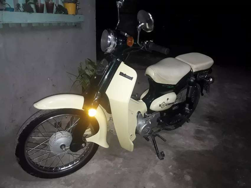 Motomel Go Vintage 0