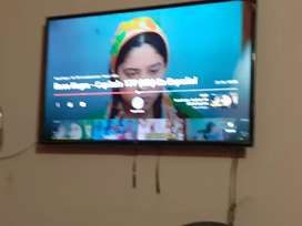 Smart tv de 43 pulg marca tcl