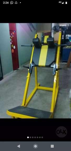 Máquinas para gimnasios